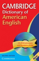 Cambridge Dictionary of American English with CD-ROM for Windows/Mac