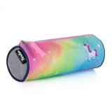 Pouzdro etue kulatá OXY Style Mini rainbow