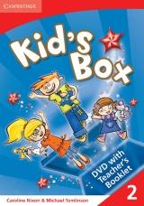 Kid´s Box 2 DVD