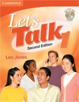 Let´s Talk Second Edition 1 Student´s Book with Self-study Audio CD