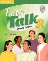 Let´s Talk Second Edition 2 Student´s Book with Self-study Audio CD