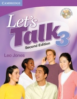 Let´s Talk Second Edition 3 Student´s Book with Self-study Audio CD