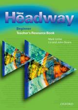 New Headway English Course - Beginner - TEACHER´S RESOURCE BOOK