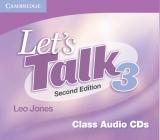 Let´s Talk Second Edition 3 Class Audio CDs (3)