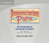 Pronunciation Pairs 2nd Edn Class Audio CDs