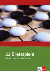 22 Brettspiele Deutsch als Fremdsprache