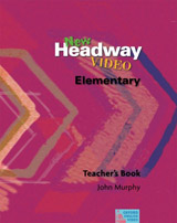 New Headway English Course - Elementary - VIDEO Teacher´s book