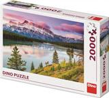 SKALNATÉ HORY 2000 Puzzle NOVÉ