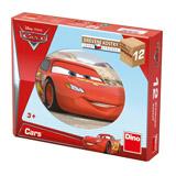 CARS VE SVĚTĚ 12 Dřevěné kostky