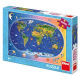 DĚTSKÁ MAPA 300 XL Puzzle NOVÉ