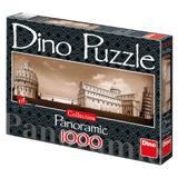 POHLED NA PISU 1000 panoramic Puzzle