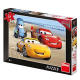 CARS 3: NA PLÁŽI 24 Puzzle NOVÉ