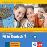 Mit Erfolg zu Fit in Deutsch 1. Audio CD