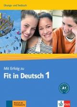 Mit Erfolg zu Fit in Deutsch 1. Übungsbuch + Testbuch
