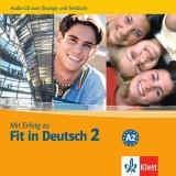 Mit Erfolg zu Fit in Deutsch 2. Audio CD