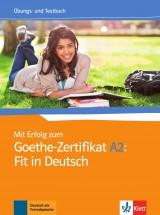 Mit Erfolg zu Fit in Deutsch 2. Übungs- + Testbuch