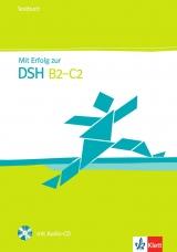 Mit Erfolg zur DSH. Testbuch + CD