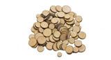 Dřevěná kolečka ke zdobení