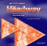 New Headway Intermediate Third Edition (new ed.) - Class Audio CDs /2/