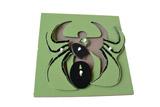 Puzzle - pavouk