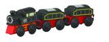 Parní vlak (k vláčkodráze)