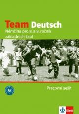 Team Deutsch - české vydání. Pracovní sešit