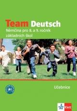 Team Deutsch - české vydání. Učebnice