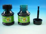 Barva 142504 razítková zelená 50 ml