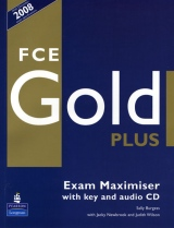 FCE Gold Plus Maximiser with Key and Audio CD