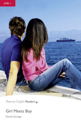 Pearson English Readers 1 Girl Meets Boy