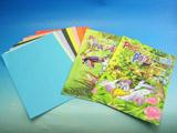 Složka barev.papírů SL/8 listů
