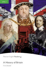 Pearson English Readers 3 A History of Britain