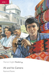 Pearson English Readers 1 Ali and his Camera Book + CD Pack