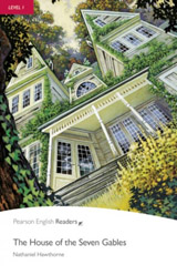 Pearson English Readers 1 The House of the Seven Gables Book + CD Pack
