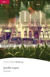 Pearson English Readers 1 Jennifer Lopez Book