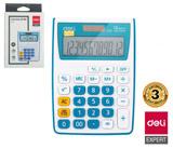 Kalkulačka DELI E1122 modrá