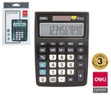 Kalkulačka DELI E1238 černá