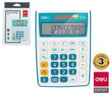 Kalkulačka DELI E1238 modrá