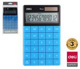 Kalkulačka DELI E1589 modrá