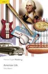Pearson English Readers 2 American Life Book + MP3 Audio CD