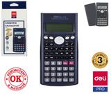 Kalkulačka vědecká DELI E1710