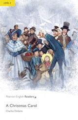Pearson English Readers 2 A Christmas Carol Book + MP3 audio CD Pack