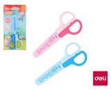 Nůžky  dětské 121mm BUMPEES DELI E6021