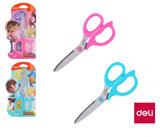 Nůžky  dětské 135mm DELI E77755 EXPLORA
