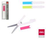 Nůžky 117mm kapesní DELI E6076