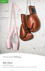 Pearson English Readers 3 Billy Elliott Book + MP3 Audio CD