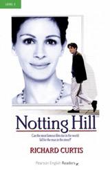 Pearson English Readers 3 Notting Hill Book + MP3