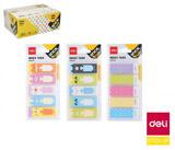 Záložky STICK UP mini set DELI EA64002
