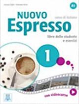 Nuovo Espresso 1 A1 Libro dello studente e esercizi