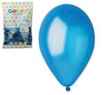 Balónky METAL modré